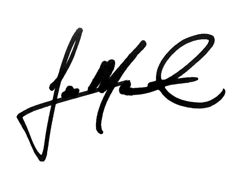 Signature m&m luminaire